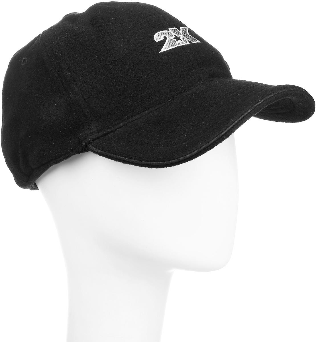 Бейсболка124234_blackБейсболка 2K Sport Vancouver выполнена из утепленного полиэстера и оформлена фирменной вышивкой. Модель с плотным козырьком дополнена планкой, защищающей уши и шею от ветра. Планку можно загибать внутрь. Уважаемые клиенты! Размер, доступный для заказа, является обхватом головы.