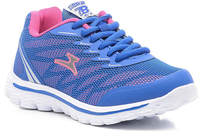 Кроссовки для девочки Зебра, цвет: синий. 10936-5. Размер 3510936-5Кроссовки от Зебра выполнены из дышащего текстиля. Классическая шнуровка обеспечивает надежную фиксацию обуви на ноге ребенка. Подкладка выполнена из текстиля, а стелька – из натуральной кожи, что предотвращает натирание и гарантирует уют. Подошва из филона дает превосходную амортизацию и упругость, хорошо поддерживает стопу.