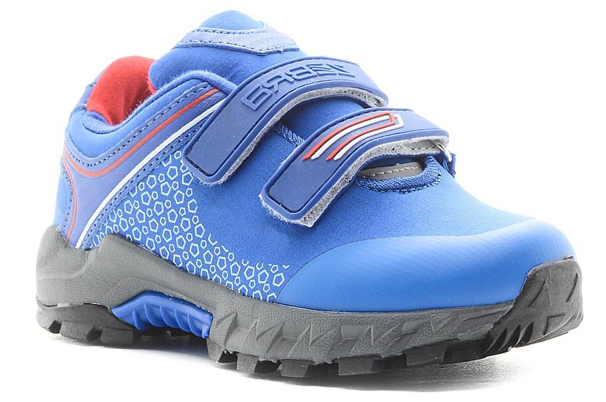 Кроссовки для девочки Зебра, цвет: голубой. 10958-6. Размер 2810958-6Стильные кроссовки от Зебра выполнены из текстиля . Застежки-липучки обеспечивают надежную фиксацию обуви на ноге ребенка. Подкладка выполнена из текстиля, что предотвращает натирание и гарантирует уют. Стелька с поверхностью из натуральной кожи оснащена небольшим супинатором, который обеспечивает правильное положение ноги ребенка при ходьбе и предотвращает плоскостопие. Подошва с рифлением обеспечивает идеальное сцепление с любыми поверхностями.