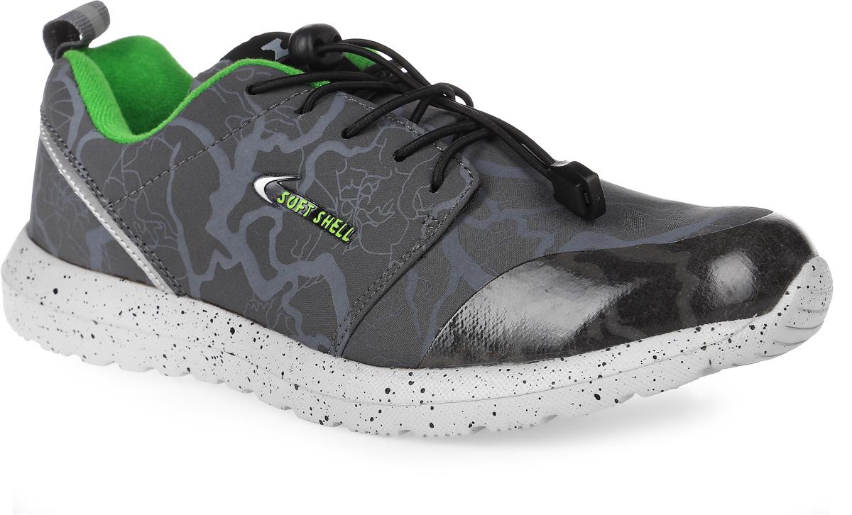 Кроссовки для мальчика Зебра, цвет: серый. 10987-10. Размер 4110987-10Кроссовки Зебра, выполненные из текстиля, оформлены оригинальным принтом и фирменной нашивкой. На ноге модель фиксируется с помощью эластичных шнурков со стоппером. Ярлычок на заднике облегчит надевание модели. Внутренняя поверхность выполнена из текстиля, комфортного при движении. Стелька выполнена из легкого ЭВА-материала с поверхностью из натуральной кожи и дополнена супинатором с перфорацией, который обеспечивает правильное положение ноги ребенка при ходьбе, предотвращает плоскостопие. Анатомическая стелька способствует правильному формированию скелета и анатомических сводов детской стопы, снижает общую усталость ног, уменьшает нагрузку на позвоночник, делает ходьбу ребенка легкой, приятной и комфортной. Подошва изготовлена из легкого и пластичного филона. Поверхность подошвы дополнена протектором.