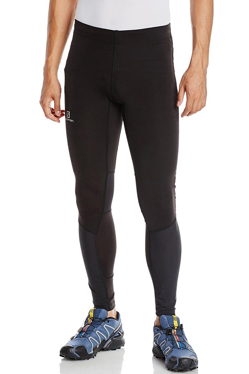 ТайтсыL38247900Легкие, эластичные и удобные узкие брюки Agile Long с вентиляционными вставками с задней стороны коленей предназначены для использования в любое время года. Обтягивающие тайтсы дополнены широкой эластичной резинкой на талии.