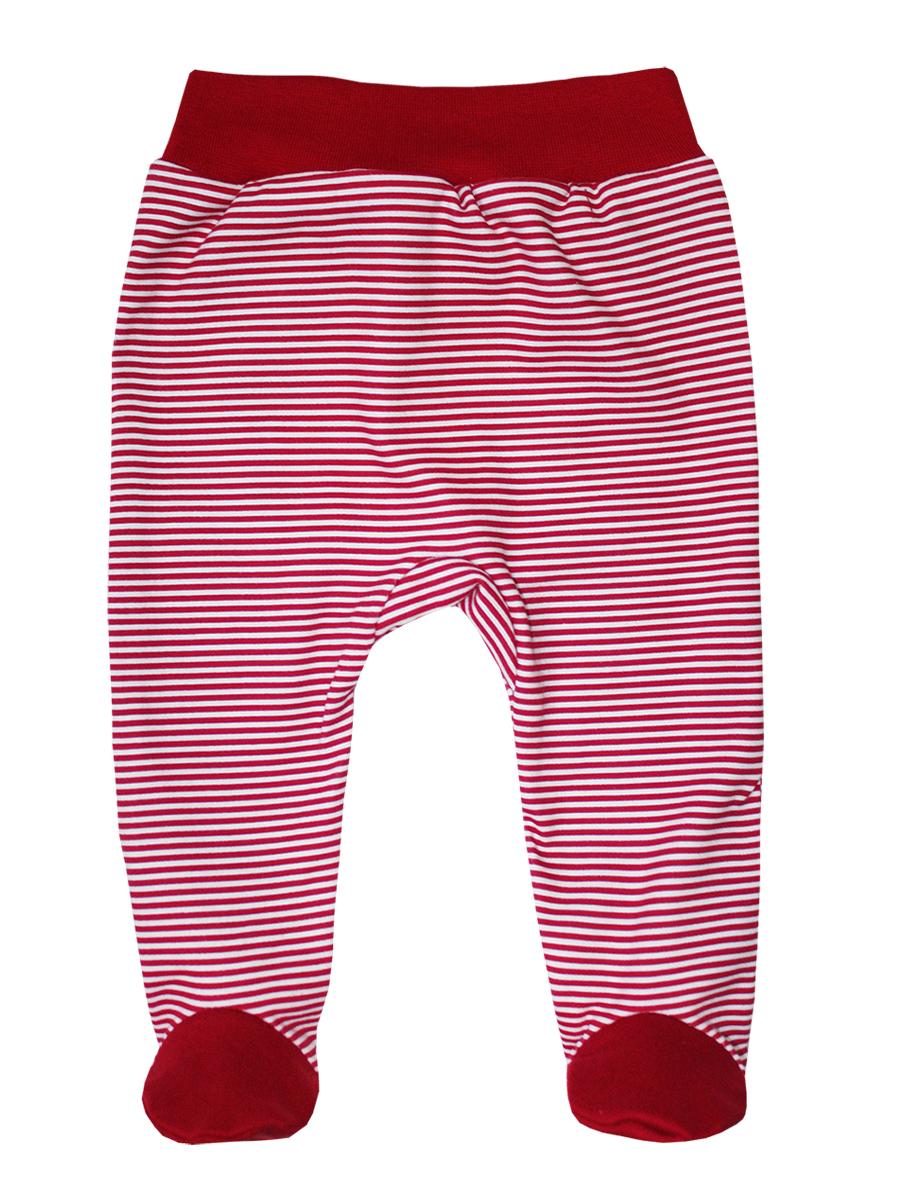Ползунки5276Ползунки для девочки КотМарКот Африка выполнены из натурального хлопка. Ползунки с закрытыми ножками на талии имеют эластичную резинку, благодаря чему не сдавливают животик малышки и не сползают. Модель оформлена принтом в полоску.