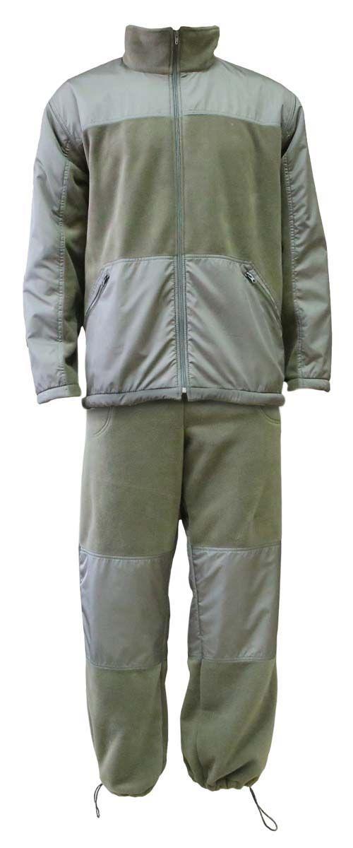 Комплект одежды Vostok Пикник-Люкс: куртка, брюки, цвет: хаки. 62149. Размер 48/50Пикник-ЛюксМягкий, теплый, флисовый костюм Пикник-Люкс. Может использоваться для повседневной носки в прохладную погоду. Подходит как для отдыха на природе, так и для домашней носки. Комбинирование двух тканей разного типа делают этот костюм самостоятельной моделью, которую можно носить в сочетании с другими вещами.Куртка имеет высокий воротник-стойку с утяжкой. Застегивается на молнию, дополнена двумя объемными карманами. Модель оформлена утяжкой по низу. Имеются вставки из ткани Taslan для улучшения внешнего вида и усиленияБрюки прямого кроя с широким поясом на резинке с шнуром–утяжкой. Брюки дополнены двумя карманами по бокам. Регулировка ширины низа брюк. Вставки из ткани Taslan в области колена для усиления.Ткань верха: Polar Fleece 270 г/м2.