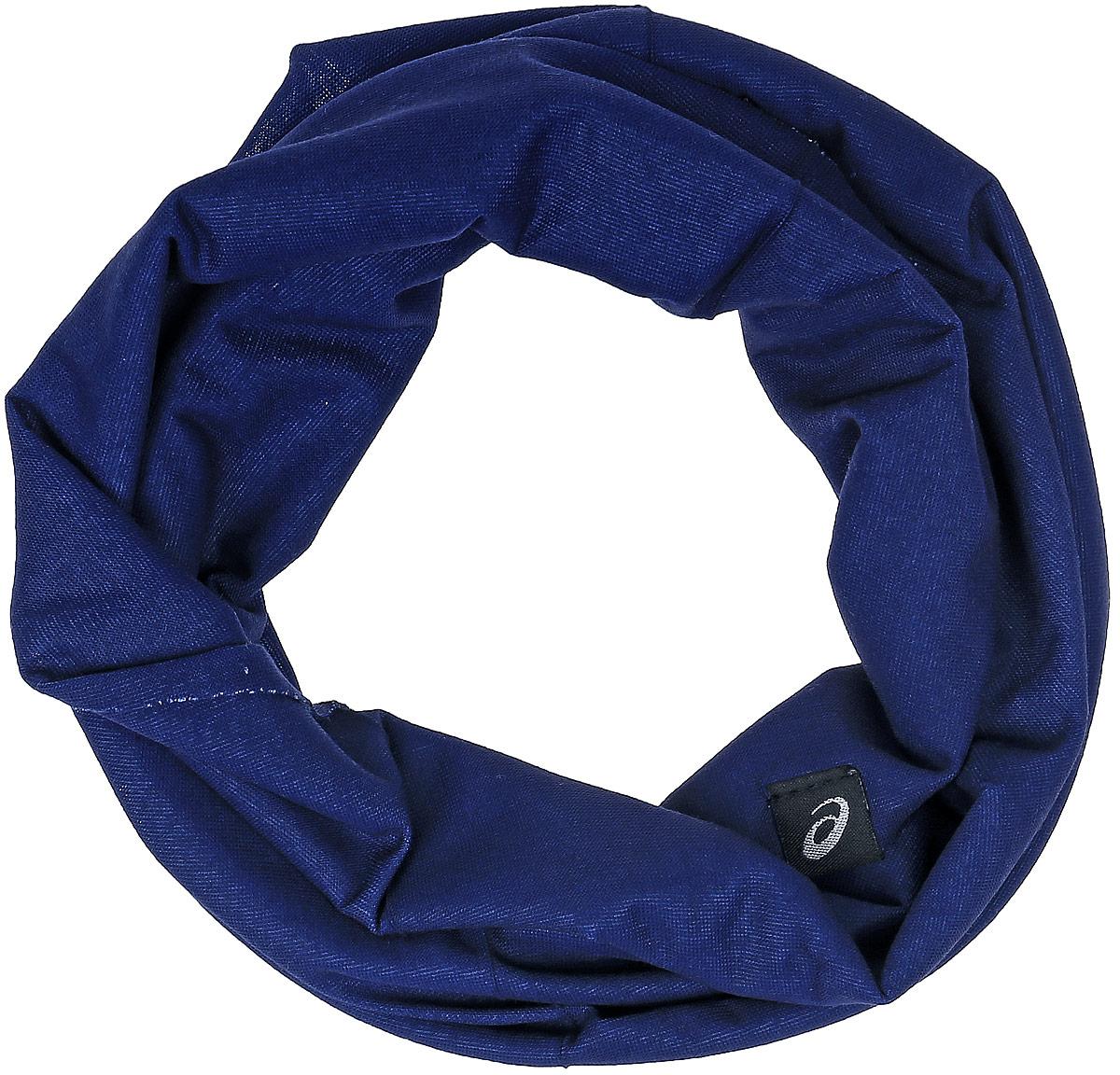 Повязка на голову127679-8052Повязка на голову-трансформер Light Tube выполнена из высококачественного полиэстера. Благодаря своей оригинальной форме, повязка легко трансформируется в широкий шарф, шапочку-бини или повязку на руку. Легкий и мягкий материал превосходно отводит влагу от тела и обеспечивает необходимую циркуляцию воздуха.