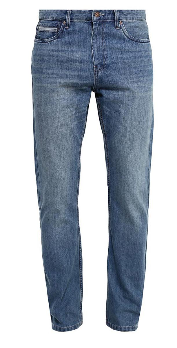 ДжинсыPJ-235/1074-7161Стильные мужские джинсы Sela, изготовленные из качественного хлопкового материала с потертостями, станут отличным дополнением гардероба. Джинсы прямого кроя и стандартной посадки на талии застегиваются на застежку-молнию и пуговицу. На поясе имеются шлевки для ремня. Модель дополнена двумя втачными и прорезным карманами спереди и двумя прорезными карманами на пуговицах сзади.