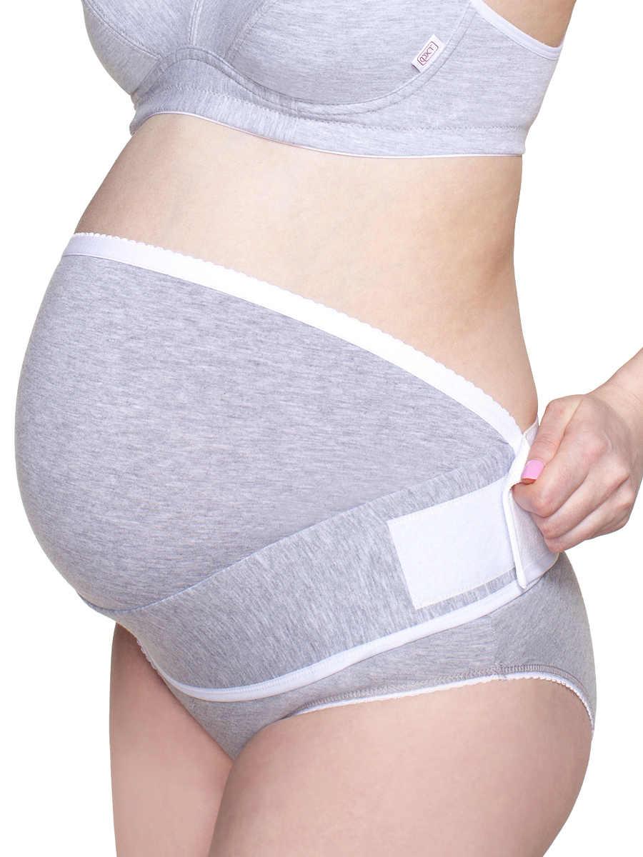 Бандаж дородовой Фэст, цвет: серый, белый. 0845. Размер 52/540845Бандаж дородовой ФЭСТ обеспечивает максимальный комфорт благодаря мягкости и эластичности. Исследования показали, что при ношении бандажа снижается вероятность: - угрозы прерывания беременности; - преждевременных родов; - образования стрий.Носить рекомендовано:- с 20-24 недели беременности;- при акушерской патологии; - при несостоятельности мышц передней брюшной стенки и тазового дна;- при искривлении позвоночника;- при болях в пояснице; - при активном образе жизни, когда находитесь в вертикальном положении более трех часов в день.Результаты исследования РОАГ - на сайте mama-fest.com.Облегчает нагрузку на поясницу, позволяет вести более активный образ жизни.Усилен корсетными косточками.Специальные уплотнённые переплетения поддерживают живот, защищают и фиксируют область пупка, приподнимают ягодицы, моделируя фигуру.Застежка велькро - для регулирования степени поддержки. .Перед выбором проконсультируйтесь с акушером-гинекологом.