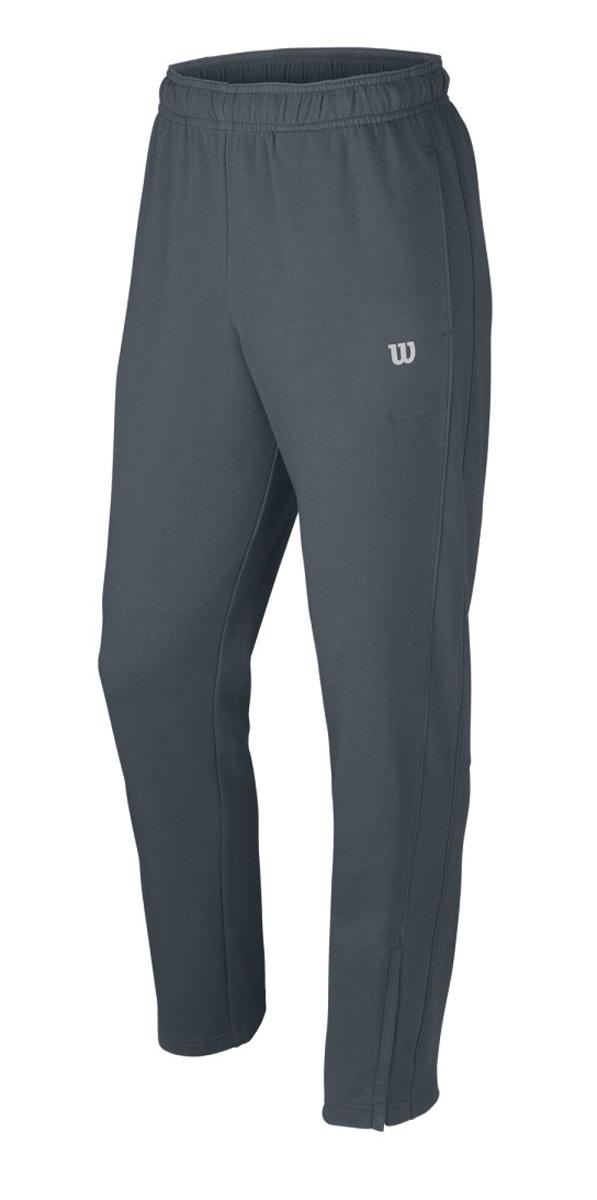 БрюкиWRA733203Мужские разминочные брюки Wilson созданы специально для занятий спортом. Благодаря технологичности данная модель подходит для нагрузок любой интенсивности.