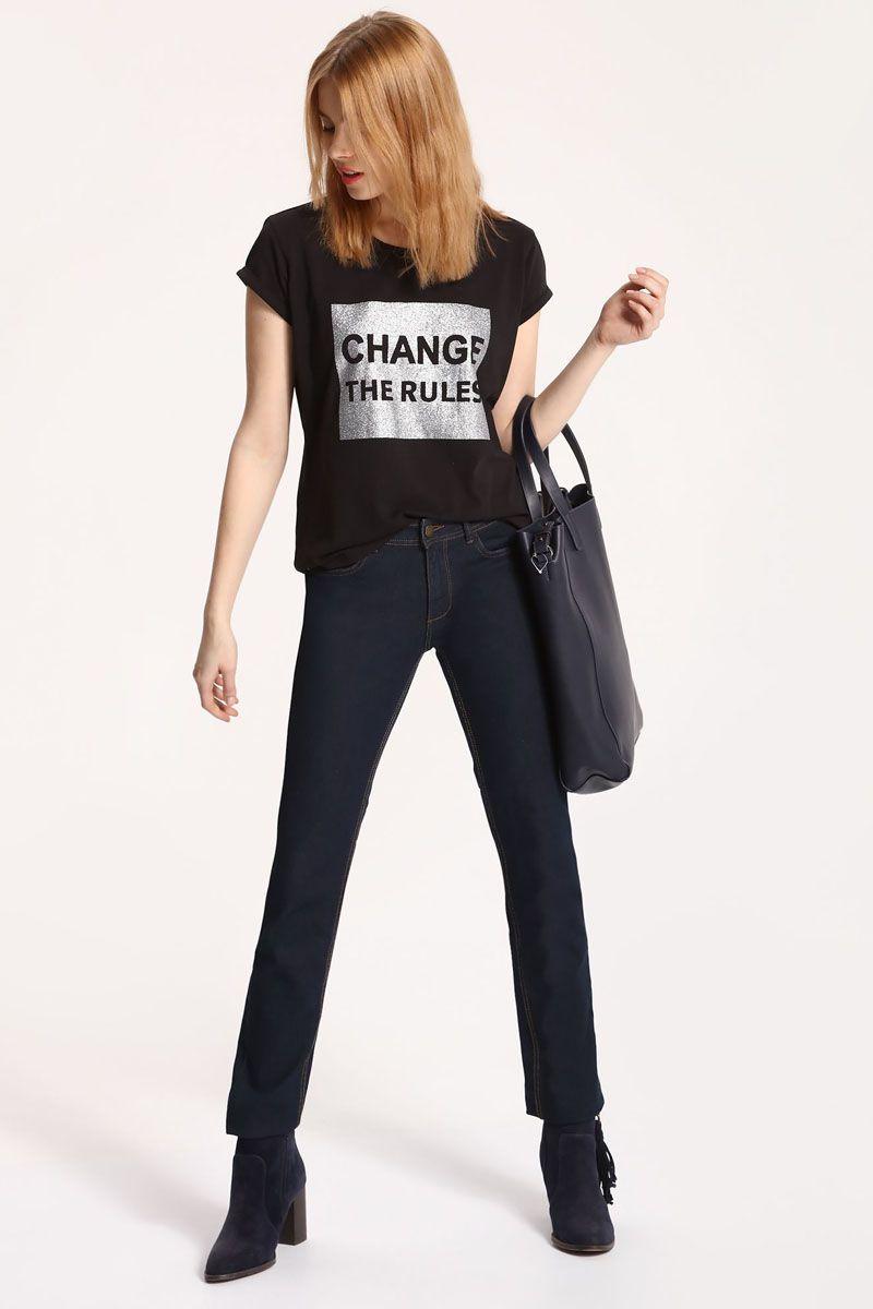 БрюкиSSP2448GRСтильные женские брюки Top Secret - брюки высочайшего качества на каждый день, которые прекрасно сидят. Модель изготовлена из высококачественного комбинированного материала. Эти модные и в тоже время комфортные брюки послужат отличным дополнением к вашему гардеробу. В них вы всегда будете чувствовать себя уютно и комфортно.
