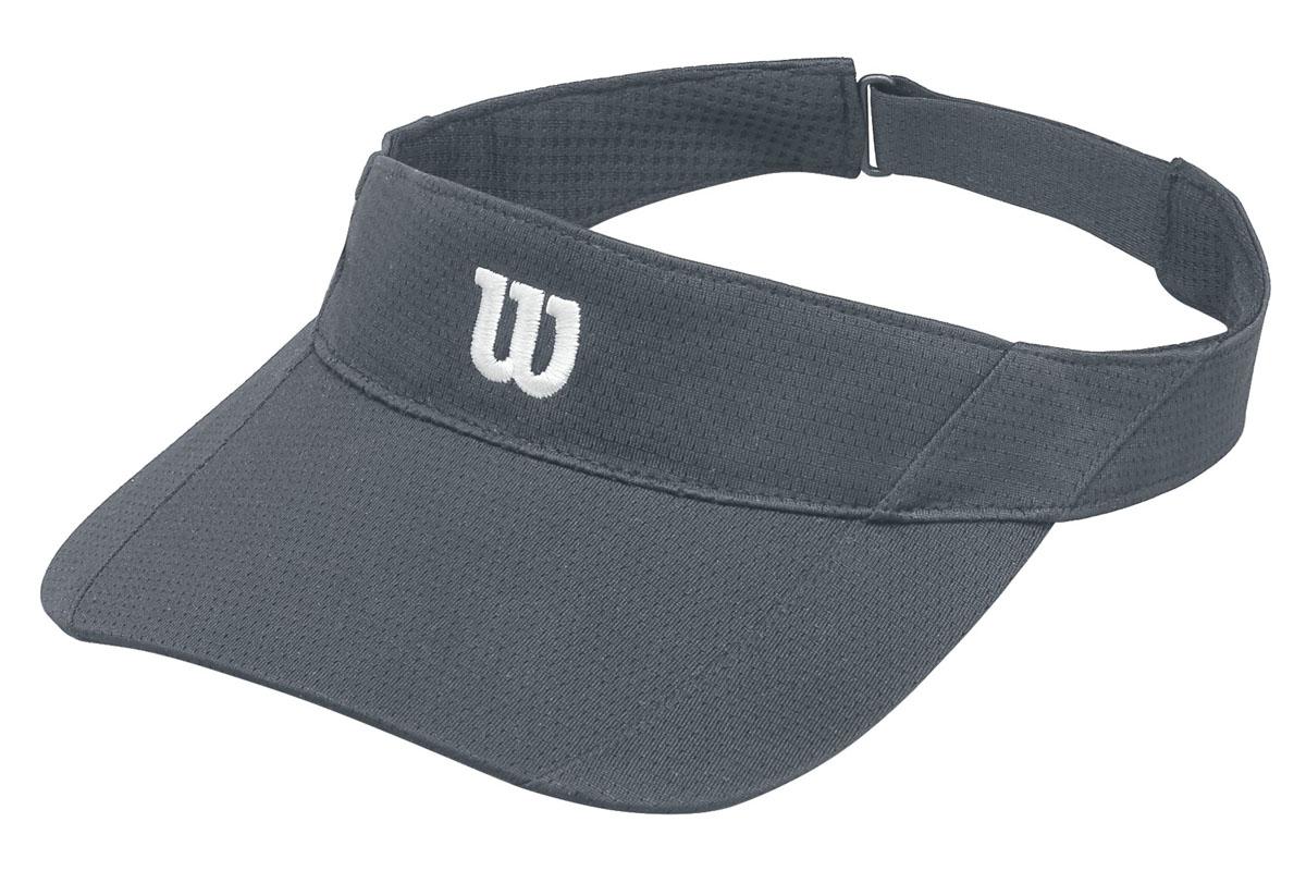 КозырекWR5005003Стильный теннисный козырек от Wilson удобен для защиты от прямых солнечных лучей во время игры в теннис.
