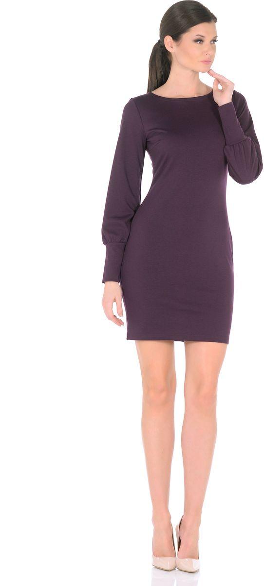 Платье3187-14Создавать женственные образы каждый день легко, если в Вашем гардеробе есть это повседневное платье от Rosa Blanco. Нарочито лаконичная модель полуприталенного силуэта с классическим вырезом-лодочкой, искусно обрисовывающая изящные изгибы фигуры, приобретает особую выразительность благодаря длинным рукавам расширенным к низу со сборкой по широкой манжете. В области груди вытачки для оптимальной посадки по фигуре. Дополняя платье различными аксессуарами, можно легко трансформировать повседневный наряд в вечерний. Длина изделия 92-95 см. Ткань плотный трикотаж с высоким содержанием вискозы. Состав ткани: 78% вискоза, 19% полиэстер, 3% эластан. Рост модели на фото 170 см (+ каблук).