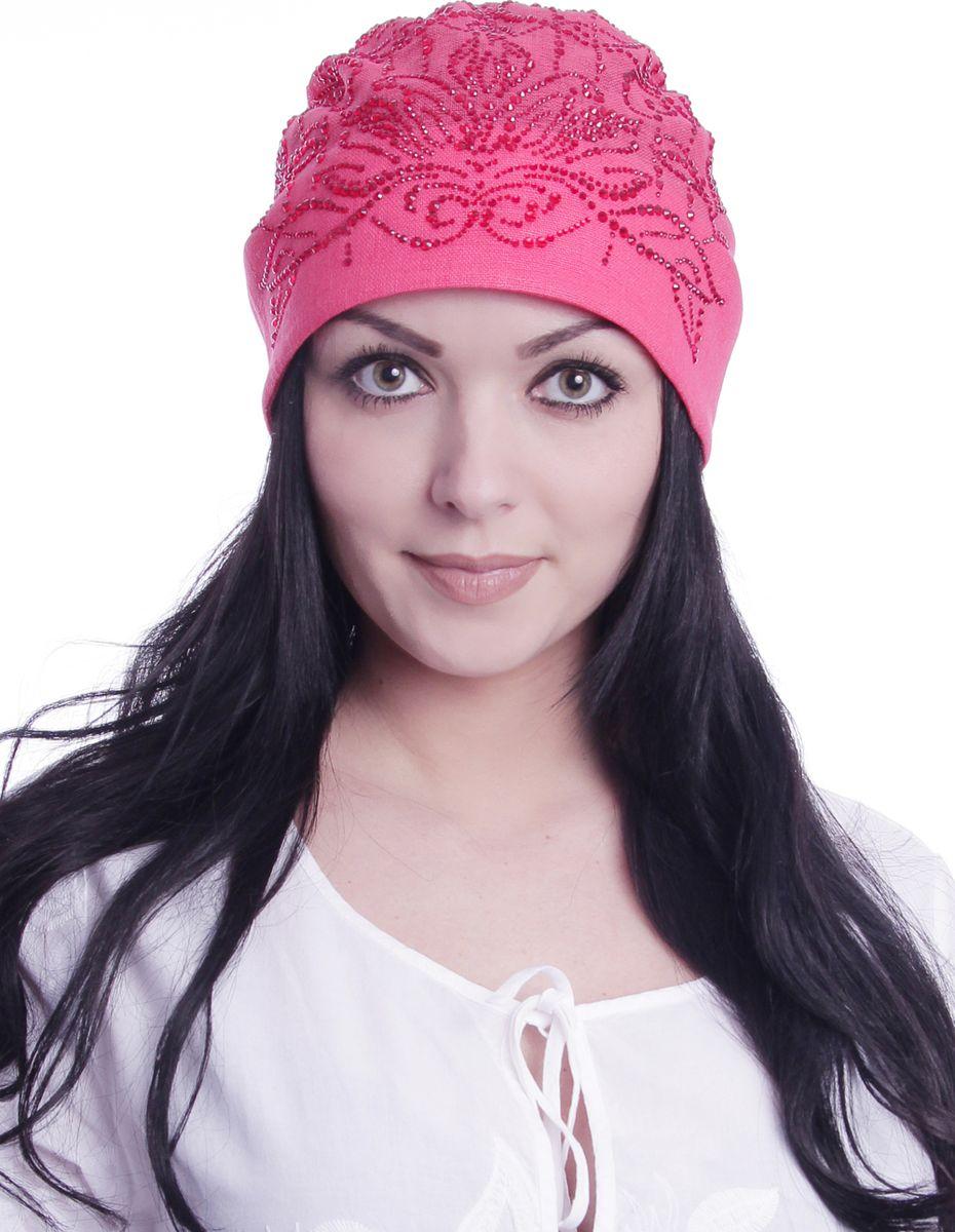 Бандана392381Прекрасный головной убор для лета из натуральных материалов,детали и оттенок изделия могут отличаться от представленных на фото