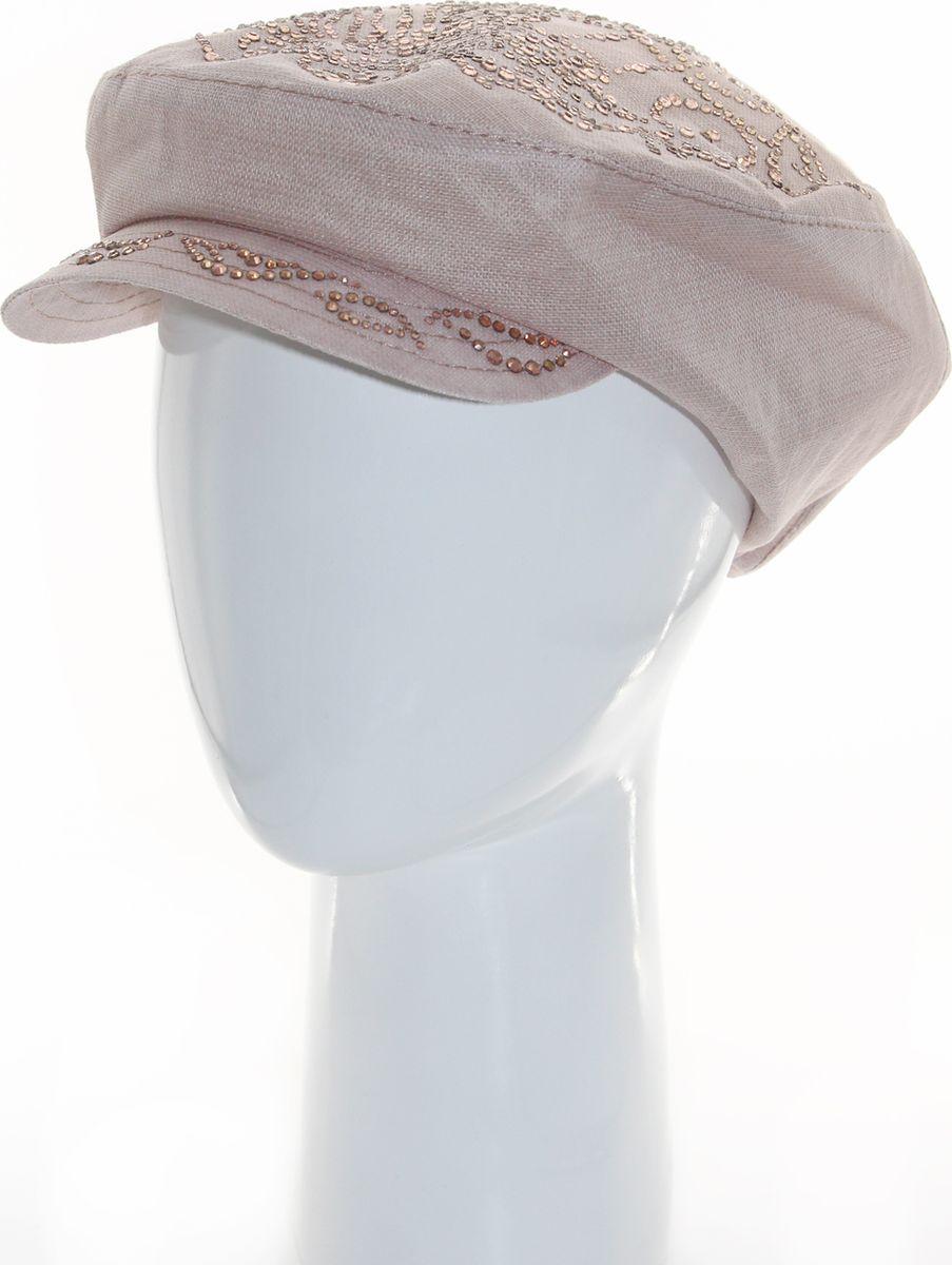 Кепка994406Прекрасный головной убор для лета из натуральных материалов,детали и оттенок изделия могут отличаться от представленных на фото