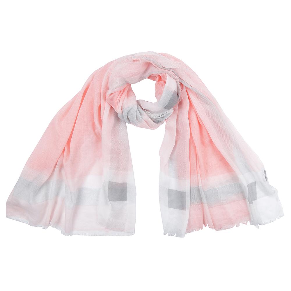 Шарф женский Fabretti, цвет: оранжевый. SR16112-2. Размер 180 см х 90 смSR16112-2Элегантный женский шарф от итальянского бренда Fabretti имеет неповторимую мягкость и легкость фактуры. Красочное сочетание цветов позволило дизайнерам создать изысканную модель, которая станет изюминкой любого весеннего образа.