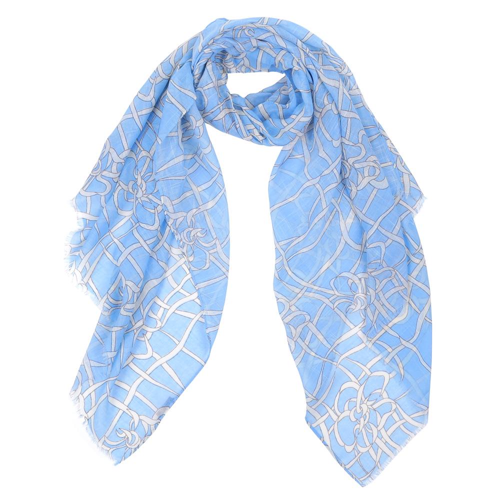 ШарфHV0301-4Элегантный женский шарф от итальянского бренда Fabretti имеет неповторимую мягкость и легкость фактуры. Красочное сочетание цветов позволило дизайнерам создать изысканную модель, которая станет изюминкой любого весеннего образа.