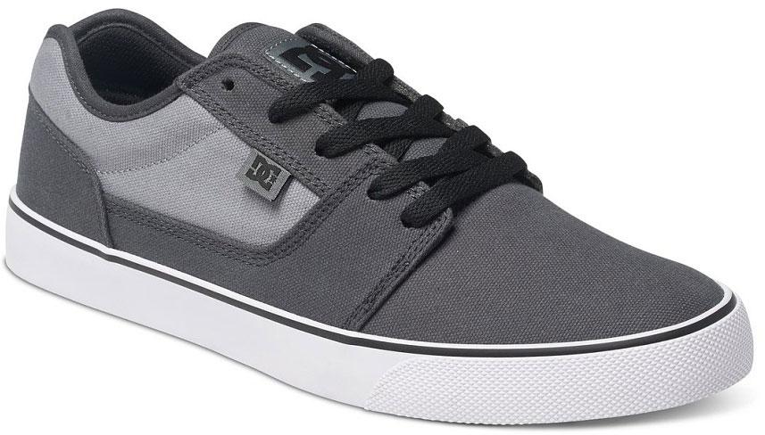 Кеды мужские DC Shoes Tonik TX, цвет: серый. 303111-CRY. Размер 11,5D (44,5)303111-CRYСтильные мужские кеды DC Shoes Tonik TX - отличный вариант на каждый день.Модель выполнена из текстиля. Шнуровка надежно фиксирует обувь на ноге. Резиновая подошва с протектором гарантирует отличное сцепление с поверхностью. В таких кедах вашим ногам будет комфортно и уютно.