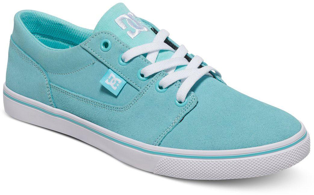 Кеды женские DC Shoes Tonik W, цвет: голубой. ADJS300075-AQA. Размер 5B (36)ADJS300075-AQAСтильные женские кеды DC Shoes Tonik W - отличный вариант на каждый день.Модель выполнена из натуральной кожи. Шнуровка надежно фиксирует обувь на ноге. Резиновая подошва с протектором гарантирует отличное сцепление с поверхностью. В таких кедах вашим ногам будет комфортно и уютно.