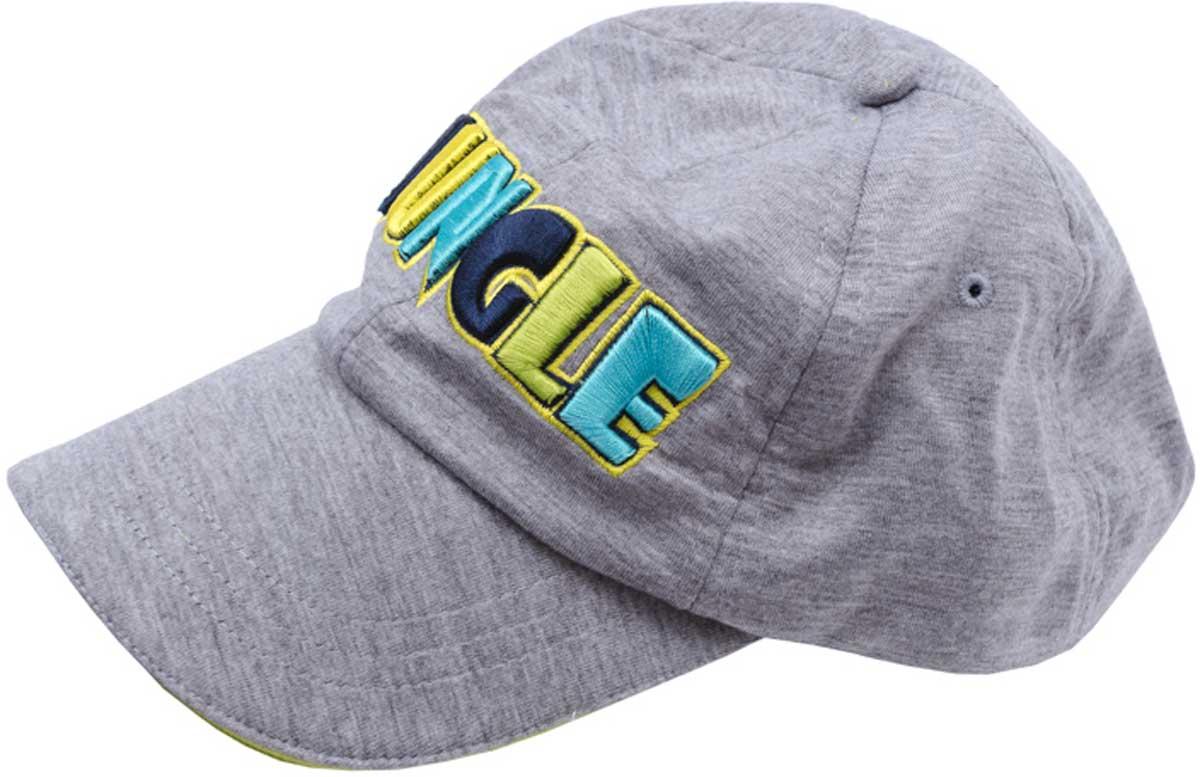 Бейсболка171128Модная кепка - бейсболка из натурального хлопка понравится Вашему ребенку и защитит в солнечную погоду. Модель с эффектной аппликацией