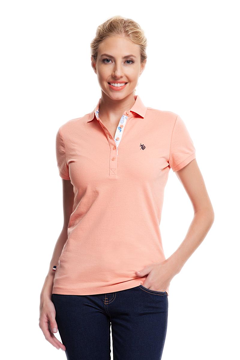 ПолоG082CS0110TP01S04-011Стильная футболка-поло с короткими рукавами и отложным воротником выполнена из натурального эластичного хлопка. На груди модель застегивается на пуговицы.