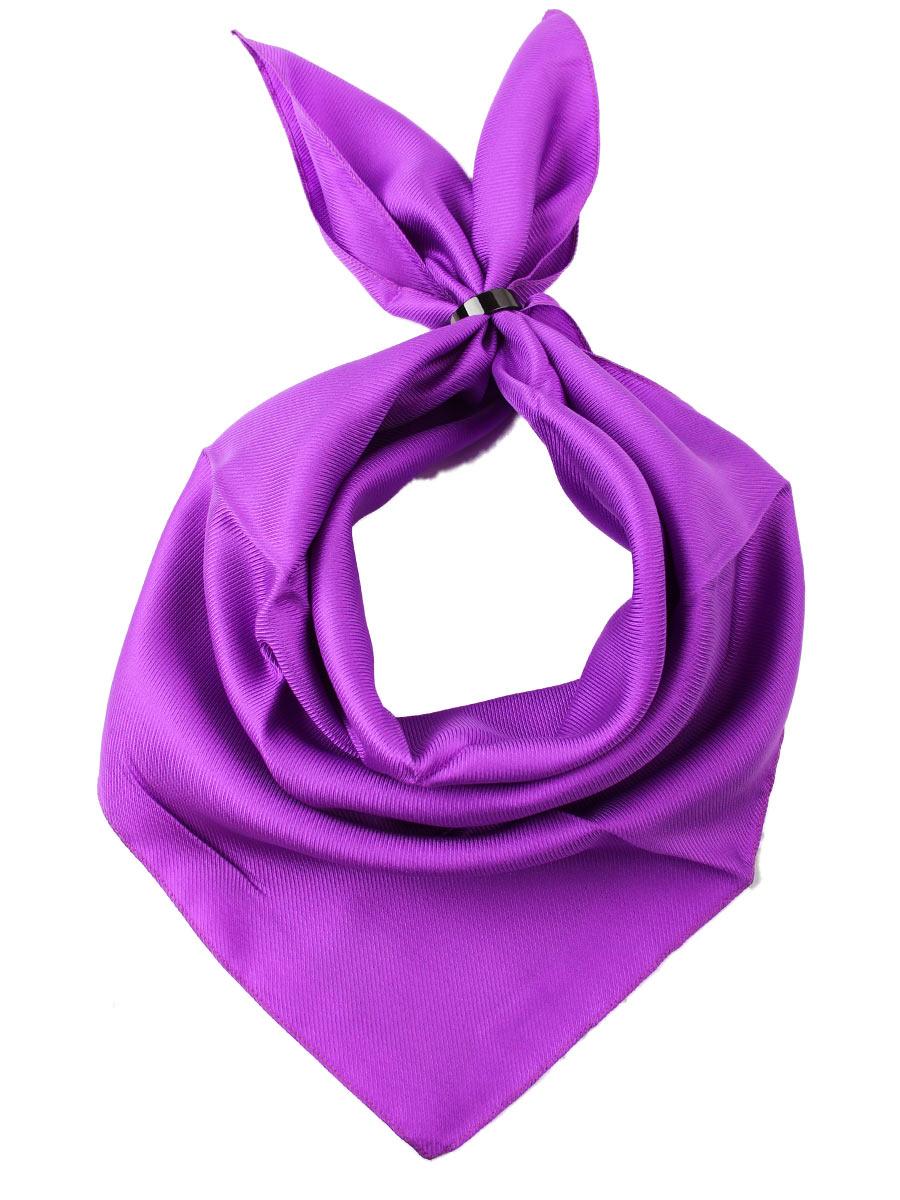 Платок женский Venera, цвет: пурпурный. 5601052-1. Размер 53 см х 53 см5601052-1Женский платок от Venera выполнен из натурального шелка, произведенного в Италии.