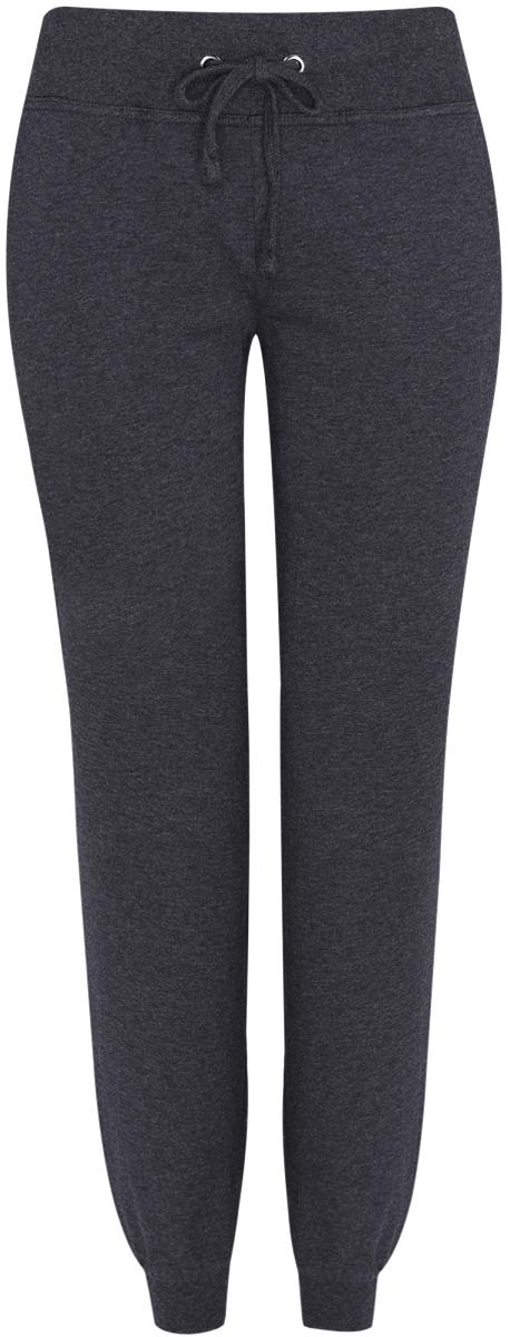 Брюки спортивные16700030-5B/46173/7400MЖенские спортивные брюки oodji Ultra, выполненные из натурального хлопка, великолепно подойдут для отдыха и занятий спортом. Модель дополнена широкими эластичными резинками на поясе и по низу брючин. Объем талии регулируется с внешней стороны при помощи шнурка-кулиски. Спереди имеются два втачных кармана.