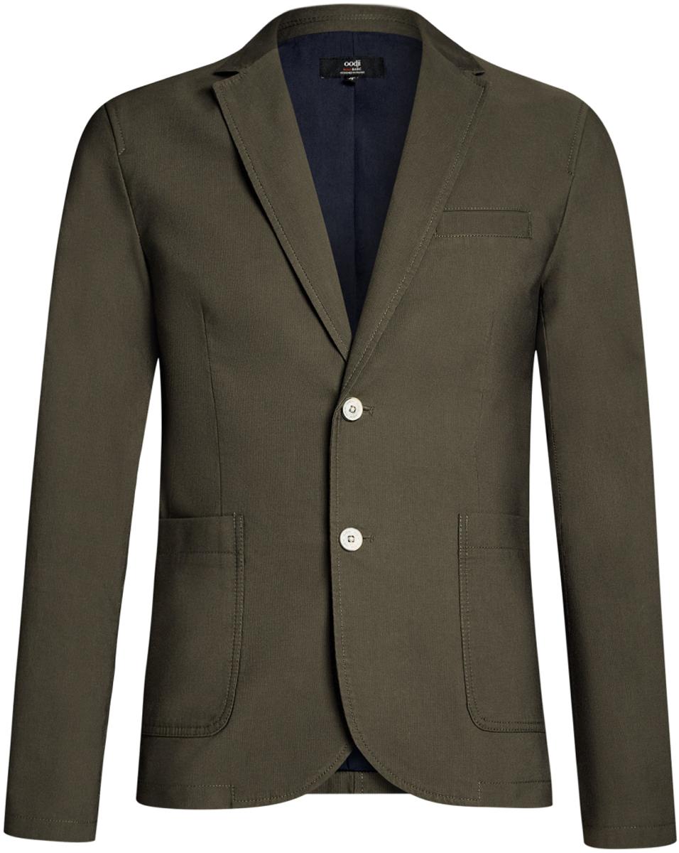 Пиджак2B510005M/39355N/7900NПиджак приталенный с накладными карманами