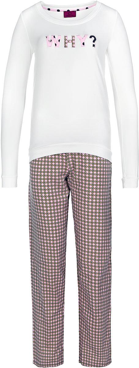 Пижама Penye Mood 7655