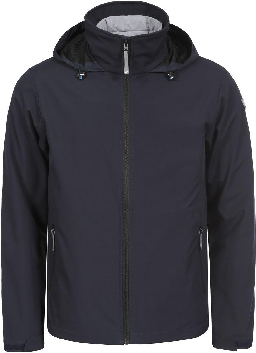 Куртка756012544IV_390Мужская куртка с подкладкой Icepeak выполнена из качественного полиэстера. Модель с длинными рукавами застегивается на застежку-молнию. Изделие дополнено капюшоном и двумя внешними карманами на молниях.