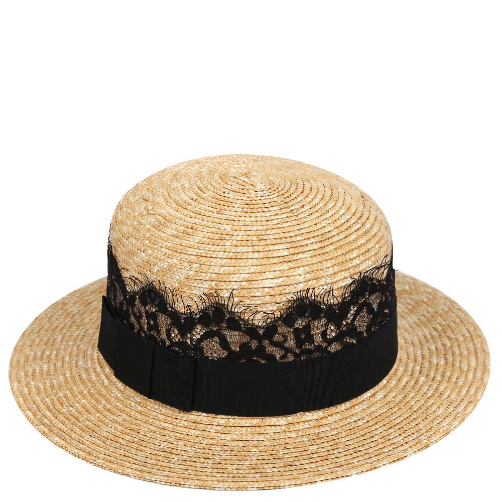ШляпаG35-1 BEIGEСтильная шляпа от Fabretti для пляжного отдыха и прогулок в солнечные дни.