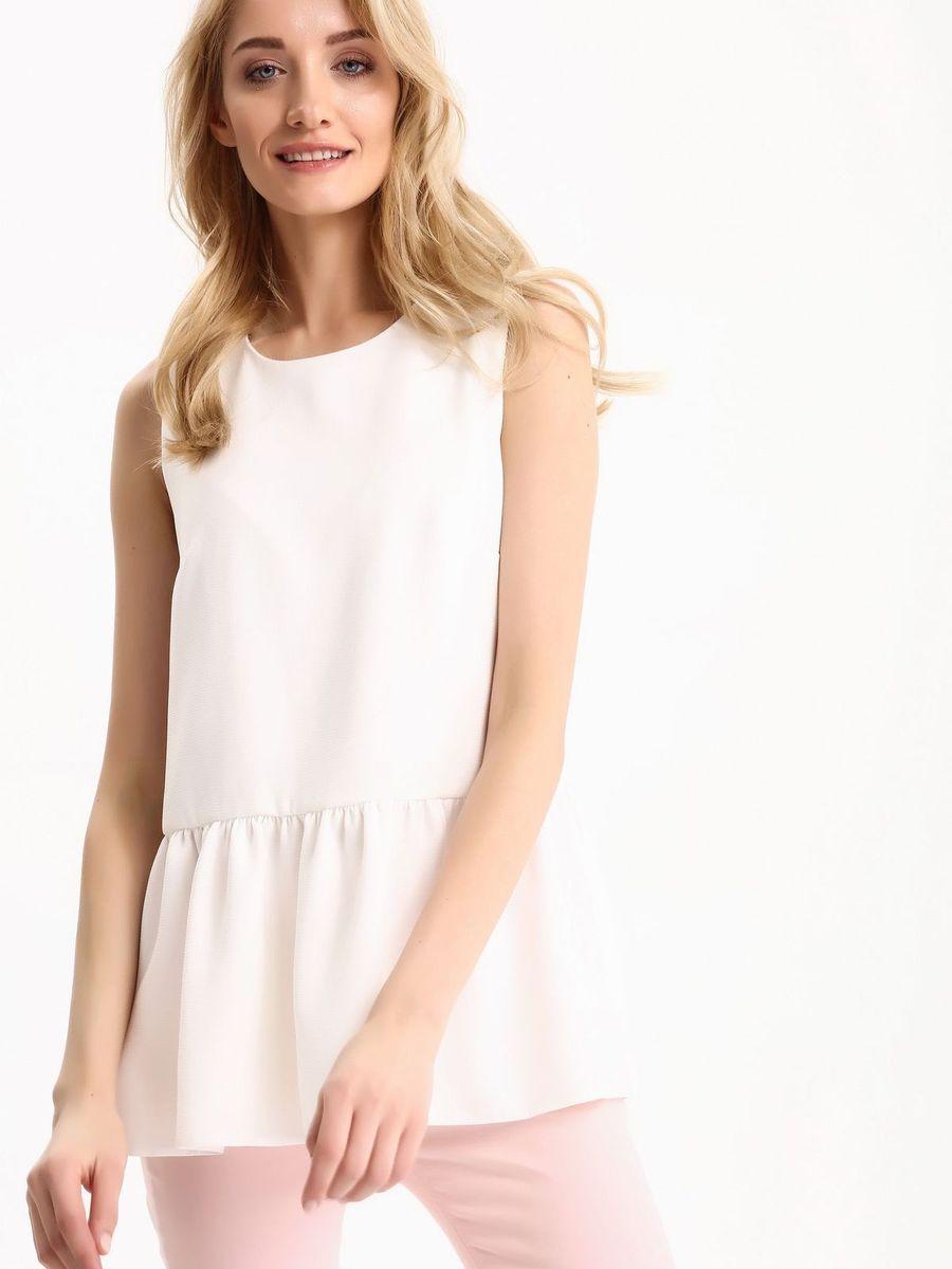 БлузкаSBW0333BIБлузка женская Top Secret выполнена из хлопка и эластана. Модель с круглым вырезом горловины сзади завязывается на завязки.
