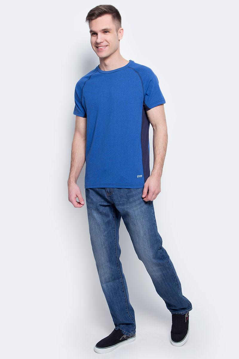 ДжинсыPJ-235/1080-7152Стильные мужские джинсы Sela, изготовленные из качественного хлопкового материала с потертостями, станут отличным дополнением гардероба. Джинсы прямого кроя и стандартной посадки на талии застегиваются на застежку-молнию и пуговицу. На поясе имеются шлевки для ремня. Модель представляет собой классическую пятикарманку: два втачных и накладной карманы спереди и два накладных кармана сзади.