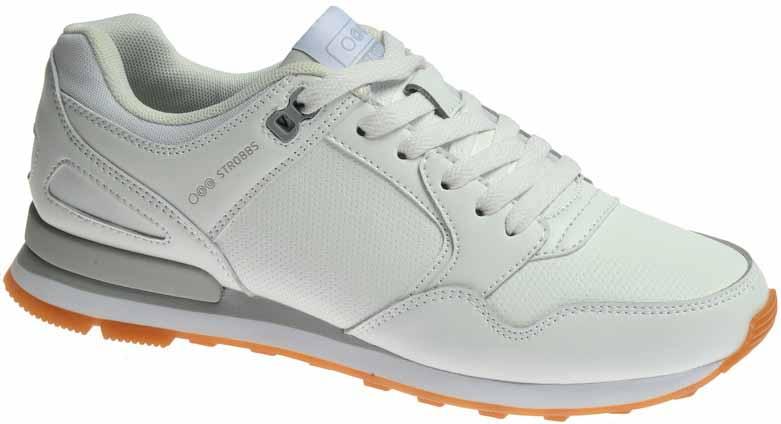 КроссовкиF6492-6Стильные женские кроссовки Strobbs отлично подойдут для активного отдыха и повседневной носки. Верх модели выполнен из искусственной кожи. Удобная шнуровка надежно фиксирует модель на стопе. Подошва обеспечивает легкость и естественную свободу движений. Мягкие и удобные, кроссовки превосходно подчеркнут ваш спортивный образ и подарят комфорт.