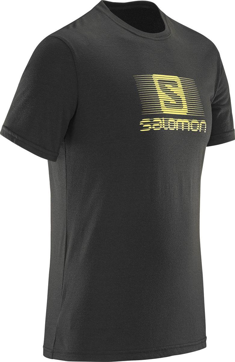 ФутболкаL39373700В жаркую или прохладную погоду легкая и удобная футболка Blend Logo с коротким рукавом, изготовленная из дышащих тканей — полиэстера и хлопка, сохранит комфорт весь день напролет. Уникальное покрытие с логотипом демонстрирует вашу приверженность бренду.