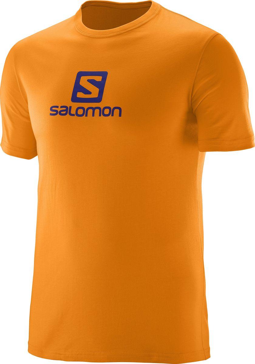 ФутболкаL39376200Когда нужен легкий и мягкий материал, нет ничего лучше хлопка. Футболка Cotton Logo Short Sleeve дарит вам мягкость хлопка и логотип, которым можно похвастаться.