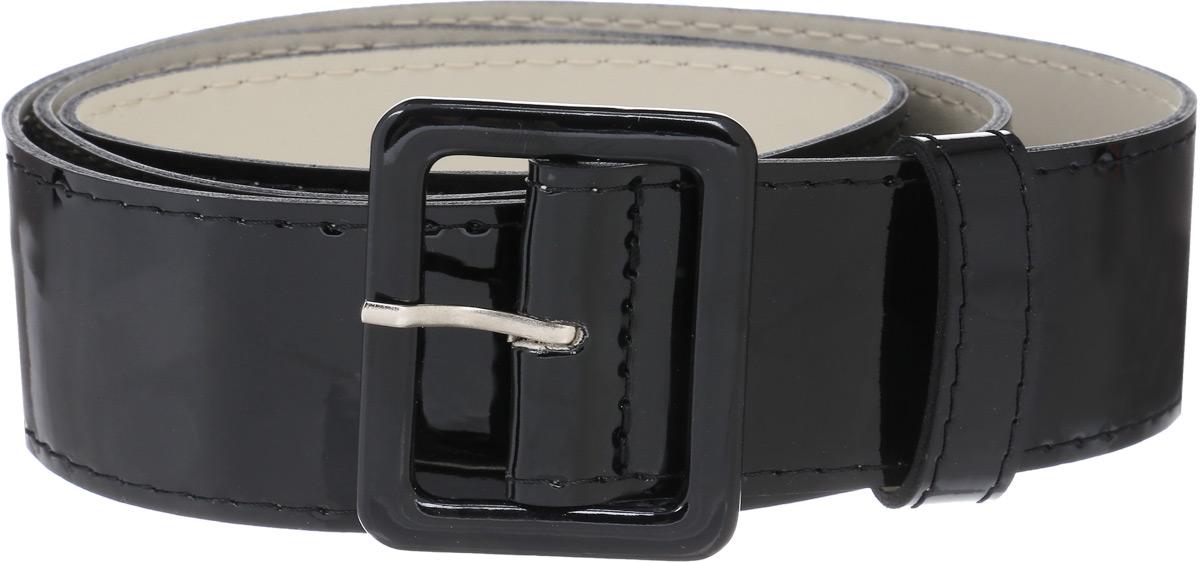 Ремень женский Vittorio Richi, цвет: черный. 1007-40. Размер 1051007-40Ремень, выполненный из экокожи. Длина регулируется.