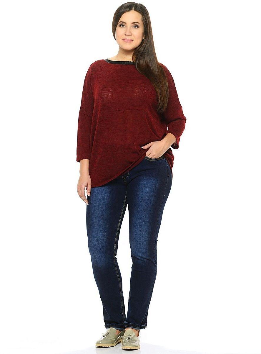 ДжинсыWZ-1651CСтильные женские джинсы Milton выполнены из хлопка с добавлением полиэстера и спандекса. Материал мягкий на ощупь, не сковывает движения и позволяет коже дышать. На поясе предусмотрены шлевки для ремня. Джинсы со средней посадкой застегиваются на пуговицу в поясе и ширинку на застежке-молнии.