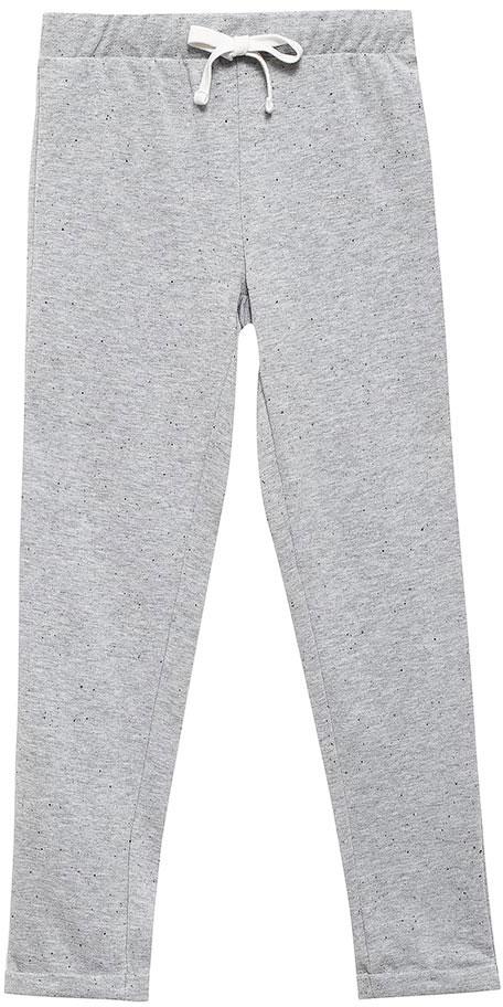 Брюки спортивныеPk-615/502-7122Удобные спортивные брюки для девочки Sela выполнены из качественного хлопкового материала. Брюки прямого кроя и стандартной посадки на талии имеют широкий пояс на мягкой резинке, дополнительно регулируемый шнурком.