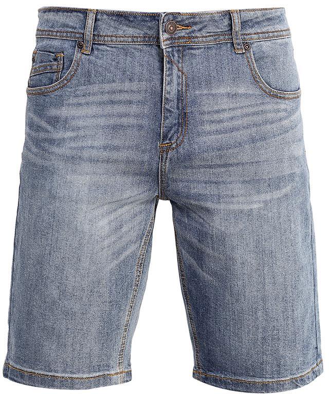 ШортыSHJ-235/1070-7213Стильные мужские шорты Sela, изготовленные из качественного джинсового материала с эффектом потертостей, станут отличным дополнением гардероба в летний период. Шорты прямого кроя и стандартной посадки на талии застегиваются на застежку-молнию и пуговицу. На поясе имеются шлевки для ремня. Модель дополнена двумя втачными и накладным карманами спереди и двумя накладными карманами сзади.