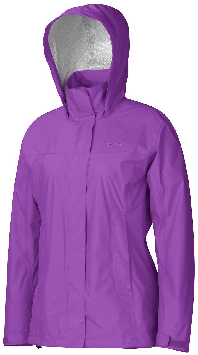 Дождевик46200-2421Куртка Wm`s PreCip Jacket создана специально для женщин. Бесспорный хит продаж. Этот легкий дождевик не подведет вас и защитит от дождя и влаги летом и в межсезонье. Особенности: Технология PreCip™ Dry Touch - водостойкий, дышащий материал|100% водонепроницаемые швы|Капюшон имеет возможность хорошего обзора и при необходимости убирается в воротник|PitZips™ - двусторонние молнии в районе подмышек обеспечивают отличную вентиляцию|Pack Pockets™ - полувертикальные нагрудные карманы, которыми удобно пользоваться даже с рюкзаком на спине|Двойная штормовая планка на передней молнии с застежкой-липучкой Velcro®|Низ куртки регулируется эластичным шнуром – для универсальности в любую непогоду|Влагоотводящий мягкий материал DriClime® на воротнике для защиты подбородка от соприкосновения с застежкой-молнией|Angel-Wing Movement™ - специальный анатомический крой, обеспечивающий максимальную свободу движений рук|Длина по центру спины 68.6 см для размера М|