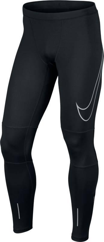 Тайтсы828664-010Тайтсы Nike M Nk Pwr из плотного трикотажа. Благодаря технологии Dri-Fit поддерживается оптимальная температура тела, излишняя влага выводится на поверхность для быстрого испарения. Легкий высокотехнологичный материал обеспечивает сухость и комфорт. Зауженный крой, эластичный пояс на кулиске, карман на молнии сзади, светоотражающие вставки, плоские швы.