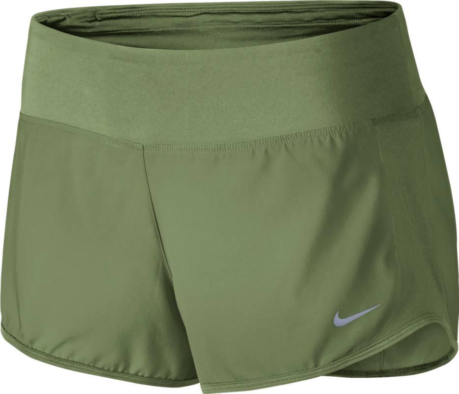 Шорты719558-388Женские шорты Nike Dry позволяют сохранить ощущение сухости и прохлады во время энергичной пробежки с единомышленниками. Шаговый шов длиной 7,5 см, широкий пояс и эластичные боковые вставки обеспечивают полную свободу движений. Ткань Nike Dry с технологией Dri-FIT отводит влагу и обеспечивает комфорт. Шаговый шов с идеальной длиной (7,5 см) для защиты и полной свободы движений. Регулируемая комфортная посадка благодаря широкому поясу с утягивающим шнурком. Внутренний карман в поясе для удобного хранения. Светоотражающие детали делают тебя заметнее в темное время суток.
