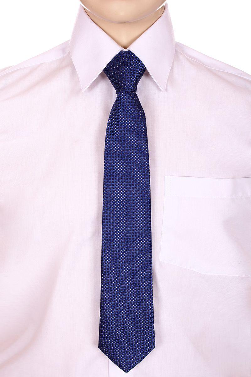 ГалстукRKCAL09-9Модный галстук для мальчика Brostem изготовлен из качественного полиэстера. Такой аксессуар придаст юному кавалеру солидности.