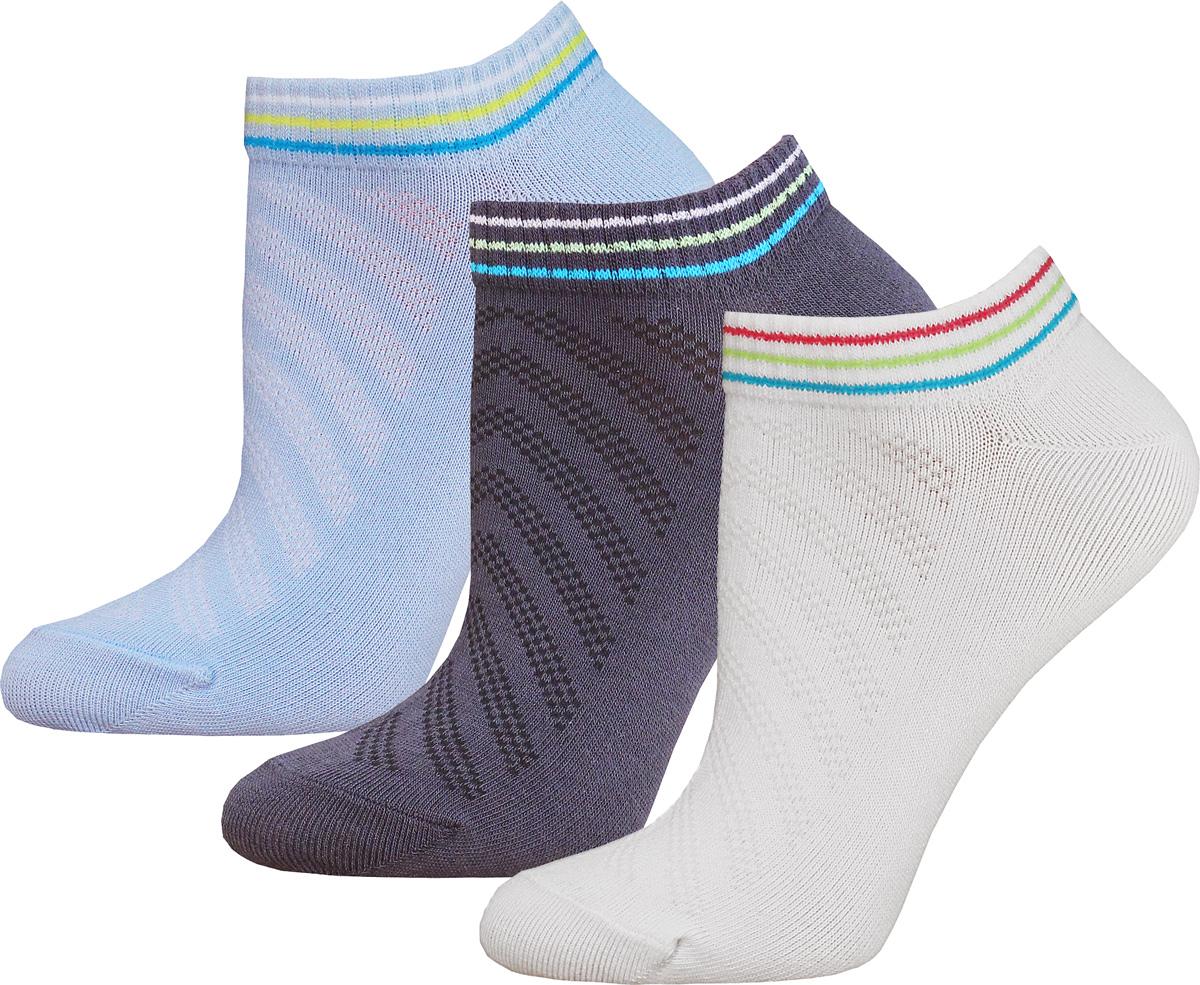 Комплект носков14C1300-026Ультракороткие женские носки.