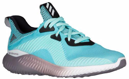 Кроссовки для бега женские adidas Alphabounce 1, цвет: бирюзовый. B39429. Размер 6 (38)B39429Удобные женские кроссовки для плавного бега. Бесшовный эластичный верх FORGEDMESH и текстильная подкладка обеспечивают плотно прилегающую посадку. Гибкая промежуточная подошва BOUNCE смягчает каждый шаг, создавая для стопы комфортные условия во время продолжительных забегов.Тип поддержки стопы: нейтральный. Технология BOUNCE оптимизирует амортизацию, заряжая каждый шаг дополнительной энергией. Бесшовный эластичный верх со стратегически расположенными поддерживающими вставками обеспечивает индивидуальную и максимально естественную посадку. Литой задник из ЭВА для дополнительной поддержки пятки. Плотно облегающая конструкция для удобной посадки; комфортная текстильная подкладка. Цепкая резиновая подошва. Вес: 270 г (размер 37,5).Перепад высоты на промежуточной подошве: 10 мм (пятка: 22 мм / носок: 12 мм).