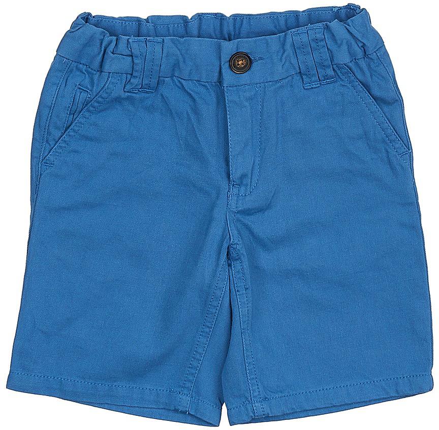 Шорты для мальчика Sela, цвет: индиго. SH-715/785-7214. Размер 98, 3 годаSH-715/785-7214Стильные шорты для мальчика Sela, изготовленные из качественного хлопкового материала, станут отличным дополнением гардероба в летний период. Шорты прямого кроя до колен и стандартной посадки на талии застегиваются на застежку-молнию и пуговицу. На поясе имеются шлевки для ремня. Модель дополнена двумя втачными и прорезным карманами спереди и двумя прорезными карманами сзади.