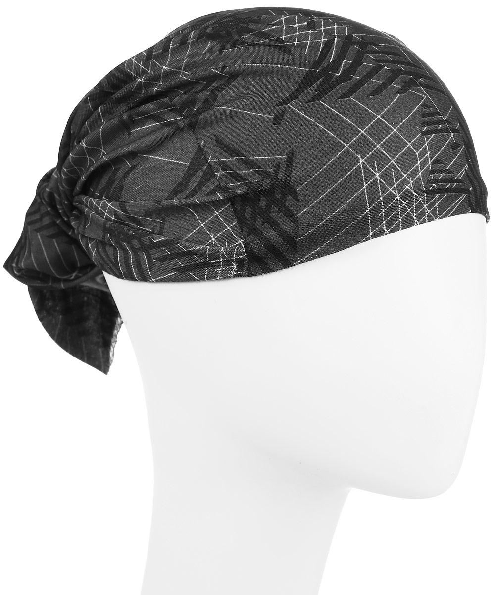 Повязка на головуPoY100228Повязка на голову из хлопка с полиэстером в яркой цветовой гамме. Размер универсальный. Различные варианты носки.