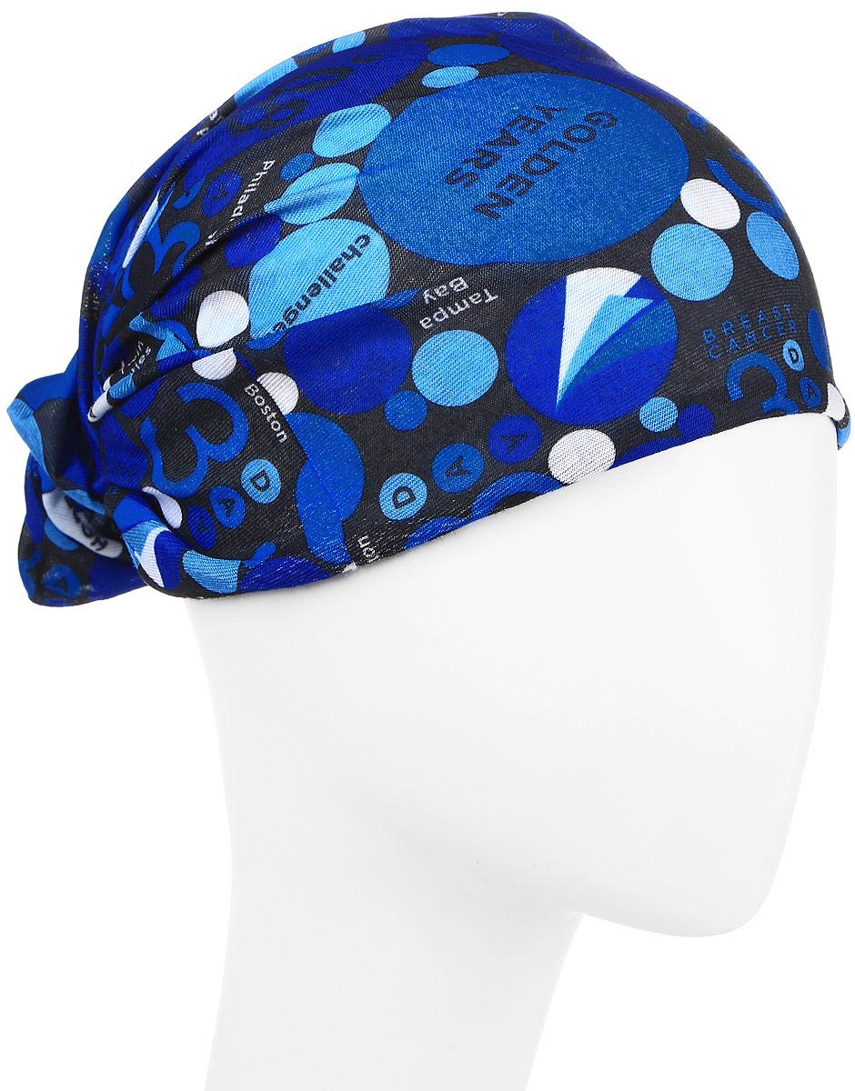 Повязка на головуPoY100244Повязка на голову из хлопка с полиэстером в яркой цветовой гамме. Размер универсальный. Различные варианты носки.