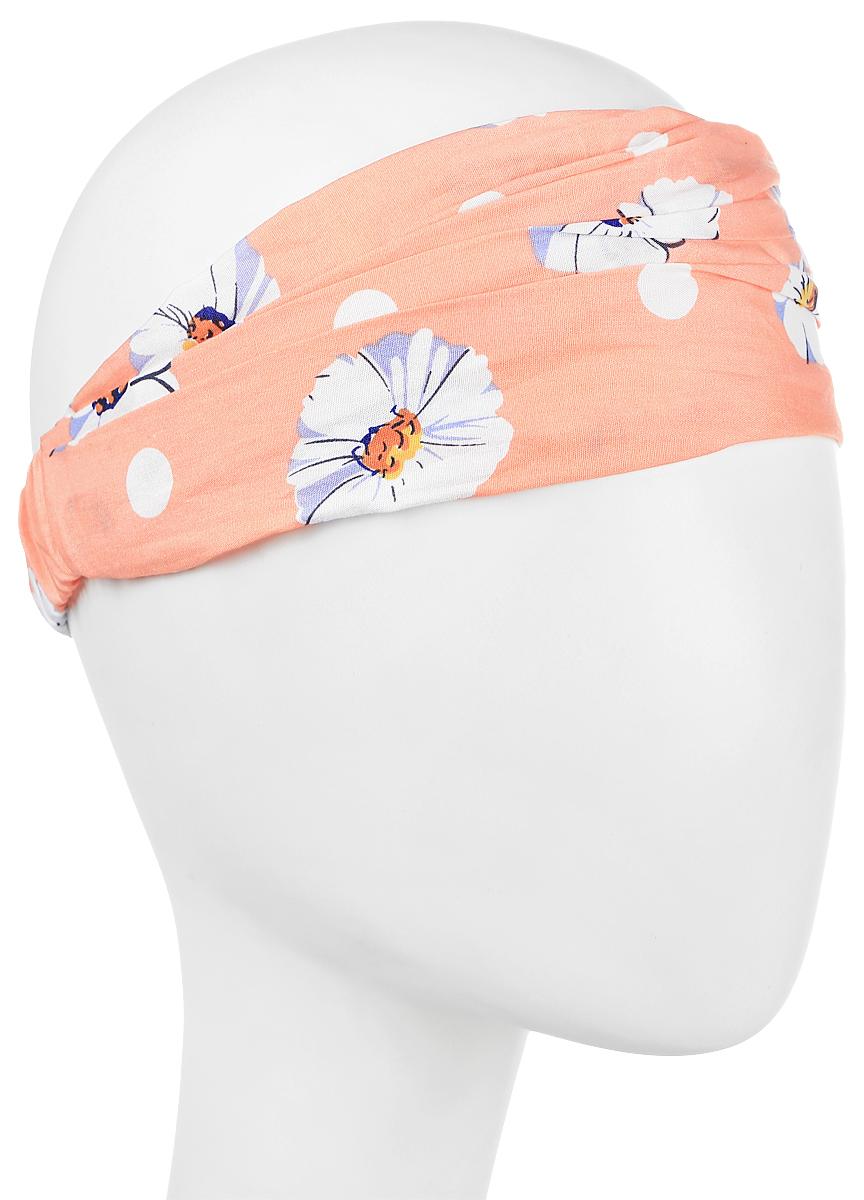 Повязка на головуPoW100274Повязка на голову из хлопка с полиэстером в яркой цветовой гамме. Размер универсальный. Различные варианты носки.