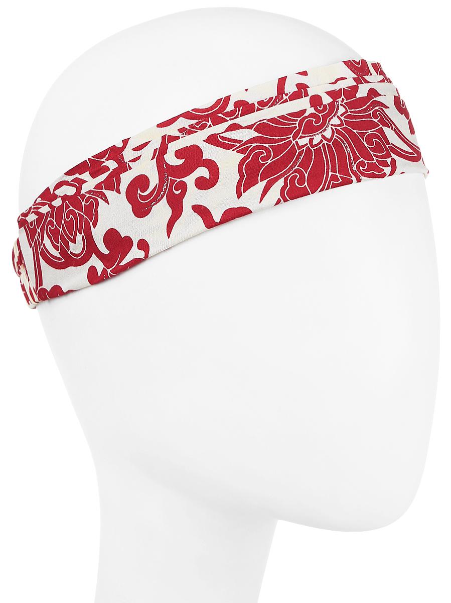 Повязка на головуPoW100241Повязка на голову из хлопка с полиэстером в яркой цветовой гамме. Размер универсальный. Различные варианты носки.