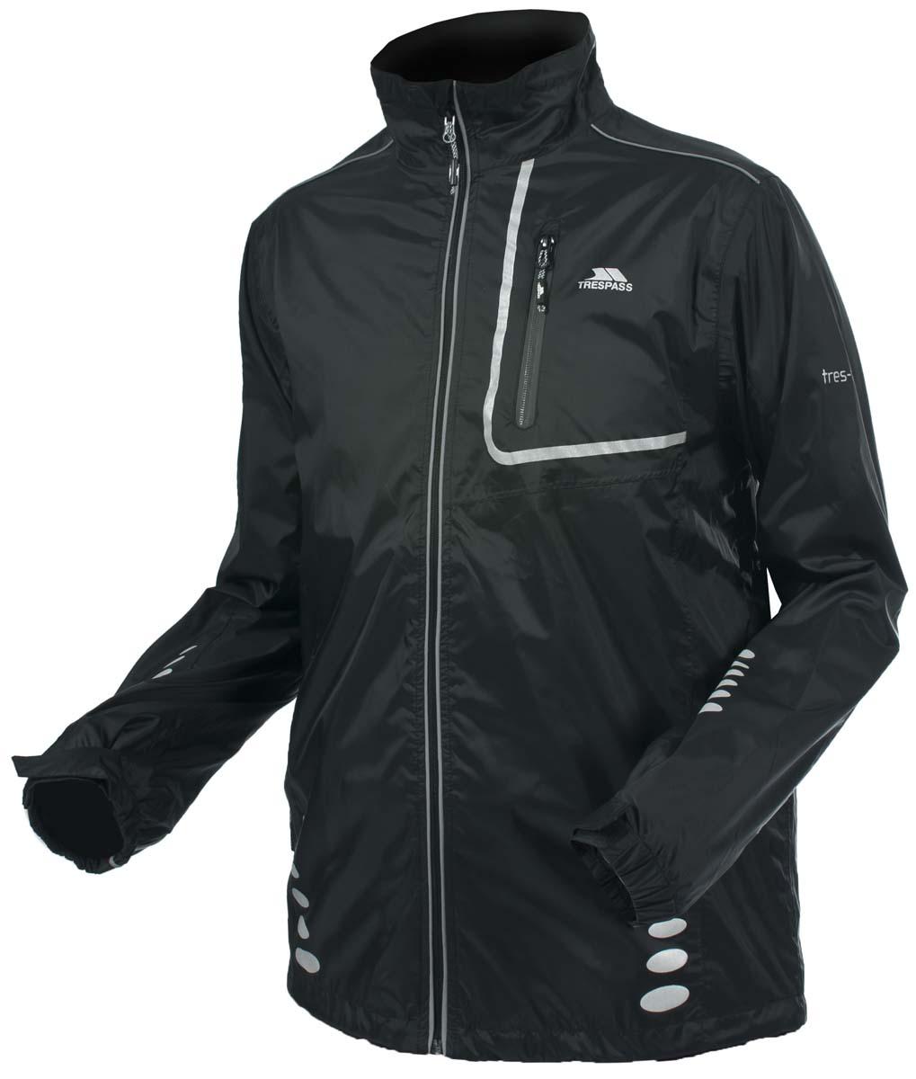 ВетровкаMAJKRAK20014Великолепная мужская куртка из мембранного материала с показателями водонепроницаемости 5000мм, дышимости 5000г/м2/24ч для занятия велоспортом. Светоотражающие вставки.
