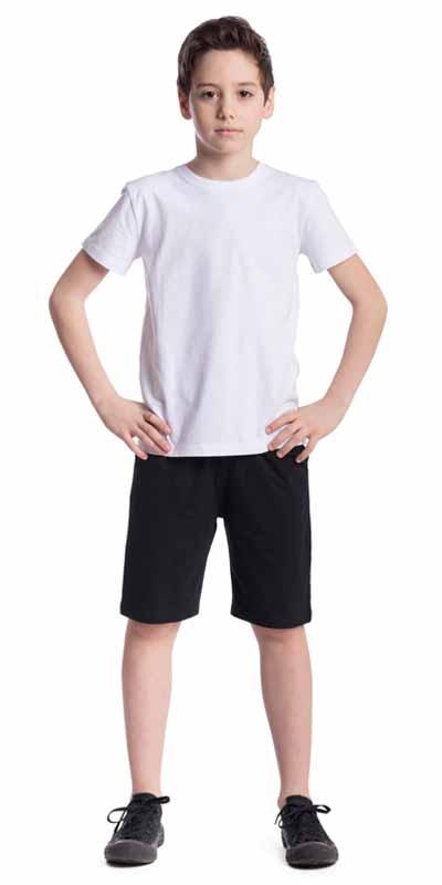 Спортивный костюм373462Комплект трикотажный для мальчиков: фуфайка (футболка), шорты